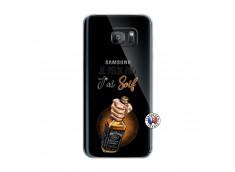 Coque Samsung Galaxy S7 Edge Je Peux Pas J Ai Soif