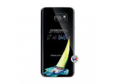 Coque Samsung Galaxy S7 Edge Je Peux Pas J Ai Voile