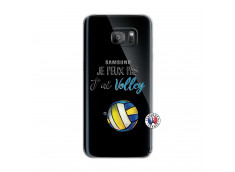 Coque Samsung Galaxy S7 Edge Je Peux Pas J Ai Volley