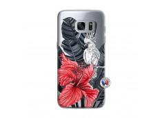 Coque Samsung Galaxy S7 Edge Papagal