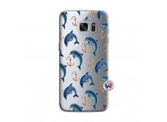 Coque Samsung Galaxy S7 Edge Dauphins