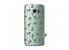 Coque Samsung Galaxy S7 Edge Petits Serpents