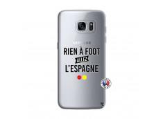 Coque Samsung Galaxy S7 Edge Rien A Foot Allez L'Espagne