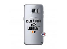 Coque Samsung Galaxy S7 Edge Rien A Foot Allez Lorient