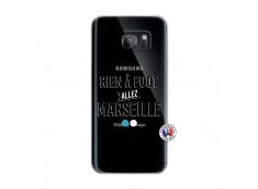 Coque Samsung Galaxy S7 Edge Rien A Foot Allez Marseille