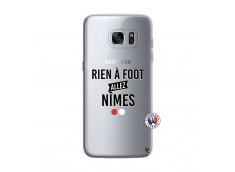 Coque Samsung Galaxy S7 Edge Rien A Foot Allez Nimes