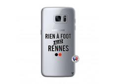 Coque Samsung Galaxy S7 Edge Rien A Foot Allez Rennes