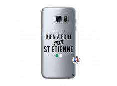 Coque Samsung Galaxy S7 Edge Rien A Foot Allez St Etienne