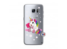 Coque Samsung Galaxy S7 Edge Sweet Baby Licorne