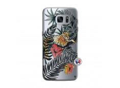 Coque Samsung Galaxy S7 Edge Leopard Tree