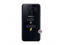 Coque Samsung Galaxy S7 Bandes De Moldus