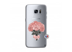 Coque Samsung Galaxy S7 Bouquet de Roses