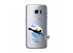 Coque Samsung Galaxy S7 Coupe du Monde Rugby-Argentina