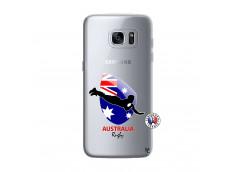Coque Samsung Galaxy S7 Coupe du Monde Rugby-Australia