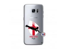 Coque Samsung Galaxy S7 Coupe du Monde Rugby-England