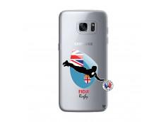 Coque Samsung Galaxy S7 Coupe du Monde Rugby Fidji