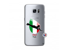 Coque Samsung Galaxy S7 Coupe du Monde Rugby-Italy