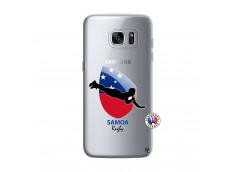 Coque Samsung Galaxy S7 Coupe du Monde Rugby-Samoa