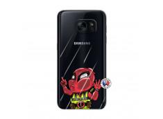 Coque Samsung Galaxy S7 Dead Gilet Jaune Impact