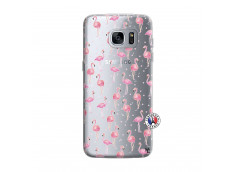 Coque Samsung Galaxy S7 Flamingo