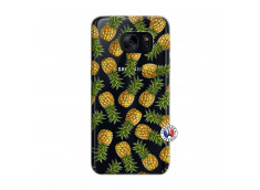 Coque Samsung Galaxy S7 Ananas Tasia