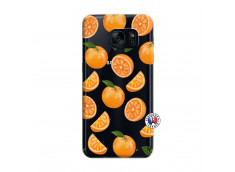 Coque Samsung Galaxy S7 Orange Gina
