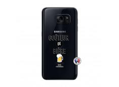 Coque Samsung Galaxy S7 Gouteur De Biere