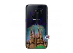Coque Samsung Galaxy S7 I Love Barcelona