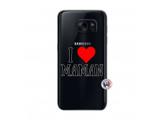 Coque Samsung Galaxy S7 I Love Maman
