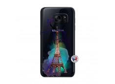 Coque Samsung Galaxy S7 I Love Paris