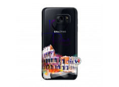 Coque Samsung Galaxy S7 I Love Rome