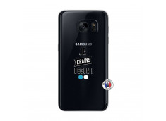 Coque Samsung Galaxy S7 Je Crains Degun