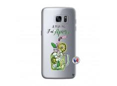 Coque Samsung Galaxy S7 Je peux pas J'ai Apéro