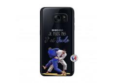 Coque Samsung Galaxy S7 Je peux pas j'ai Judo
