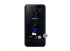 Coque Samsung Galaxy S7 Je Peux Pas J Ai Les Bleues
