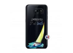 Coque Samsung Galaxy S7 Je Peux Pas J Ai Voile