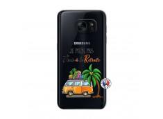 Coque Samsung Galaxy S7 Je Peux Pas Je Suis A La Retraite