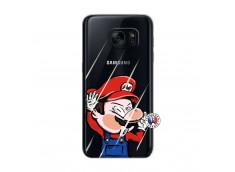 Coque Samsung Galaxy S7 Mario Impact