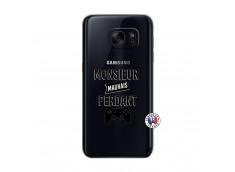 Coque Samsung Galaxy S7 Monsieur Mauvais Perdant