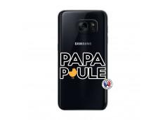 Coque Samsung Galaxy S7 Papa Poule