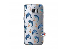 Coque Samsung Galaxy S7 Dauphins