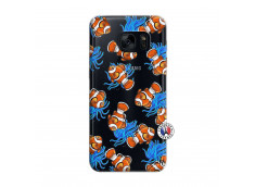Coque Samsung Galaxy S7 Poisson Clown