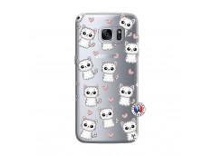 Coque Samsung Galaxy S7 Petits Chats