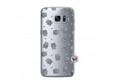 Coque Samsung Galaxy S7 Petits Hippos
