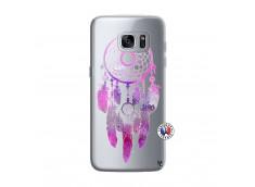 Coque Samsung Galaxy S7 Purple Dreamcatcher