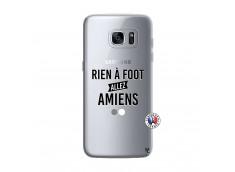 Coque Samsung Galaxy S7 Rien A Foot Allez Amiens