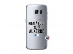 Coque Samsung Galaxy S7 Rien A Foot Allez Auxerre