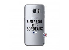 Coque Samsung Galaxy S7 Rien A Foot Allez Bordeaux
