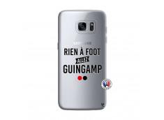 Coque Samsung Galaxy S7 Rien A Foot Allez Guingamp