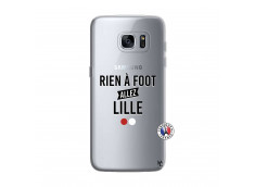 Coque Samsung Galaxy S7 Rien A Foot Allez Lille
